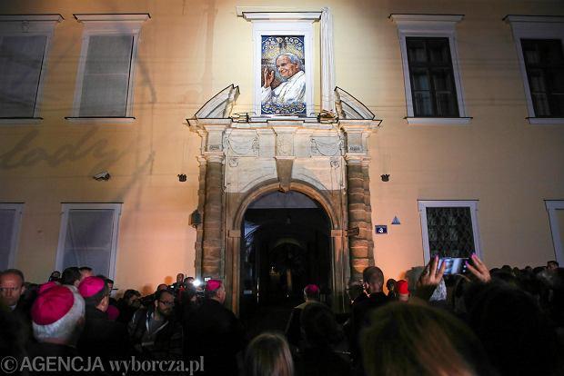 Okno Papieskie Aktualne Wydarzenia Z Kraju I Zagranicy Wyborczapl