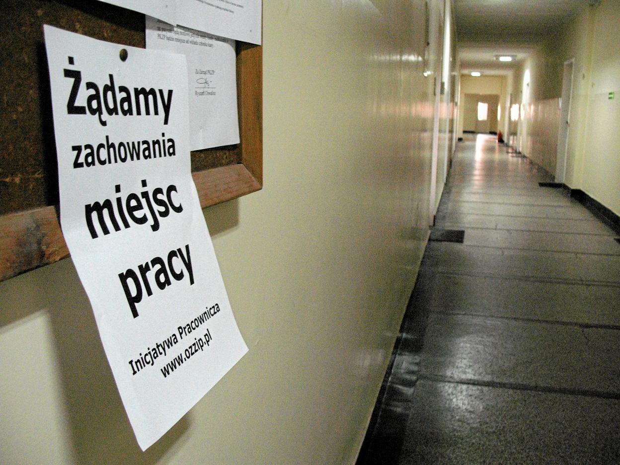 Jakie będą konsekwencje zaniedbań? (fot. Łukasz Cynalewski / Agencja Gazeta)