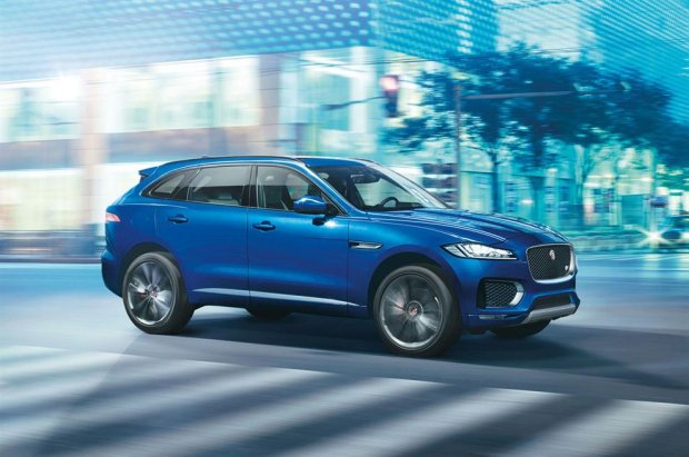 Jaguar F-Pace | Ceny w Polsce | Pierwszy SUV Jaguara od 199 tys. z�