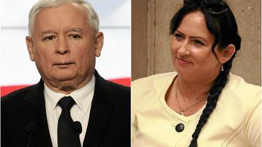 Jarosław Kaczyński spotkał się z Dorotą fGudaniec, matką walczącą o legalizację medycznej marihuany