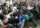 """Ro�nie liczba ofiar tajfunu """"Haiyan"""", kt�ry spustoszy� Filipiny"""