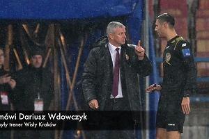 """Dariusz Wdowczyk odszedł z Wisły Kraków. """"Pewnych rzeczy nie można tolerować"""""""