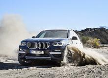 Nowe BMW X3 w salonach. Znamy ceny niemieckiego SUV-a