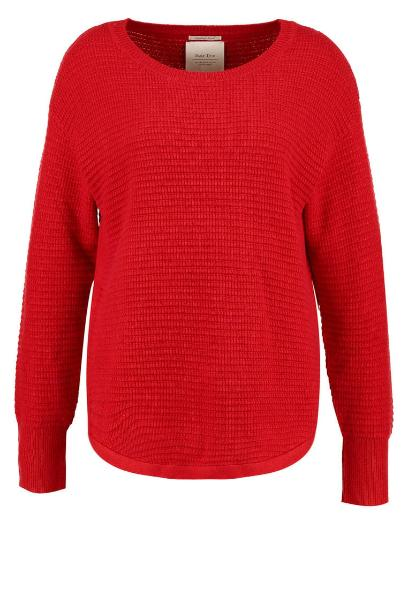 Part Two GENOVA Sweter pompey red