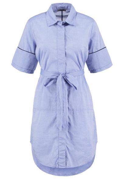 fbddd2ef41 Hunkydory BERNARD Sukienka koszulowa chambray blue