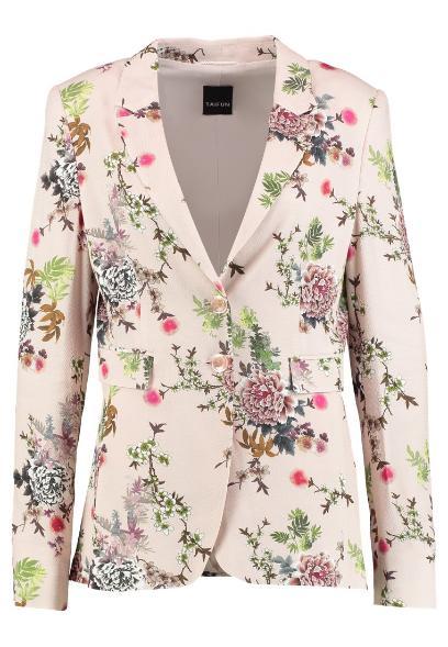 8adc483404 Wiosenne ubrania w kwiaty dla dojrzałych kobiet
