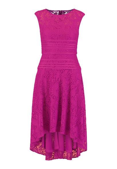 fb16047d09 Sukienki w kolorze fuksji - z czym nosić najmodniejsze kreacje sezonu