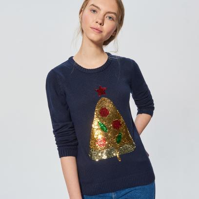 af534ab67f2a8a Swetry świąteczne. Wolisz te w skandynawskie wzory czy w bałwanki i ...