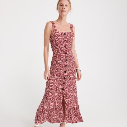 cb7c29ce17af7a Sukienki w kwiaty: wybrałyśmy najpiękniejsze modele na lato