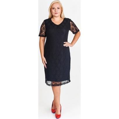 1d813e6028 Idealne sukienki na duże rozmiary - jakie fasony wybierać