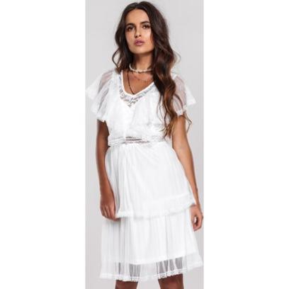 a11bb46f Białe sukienki na lato. Najpiękniejsze modele, z których wiele ...
