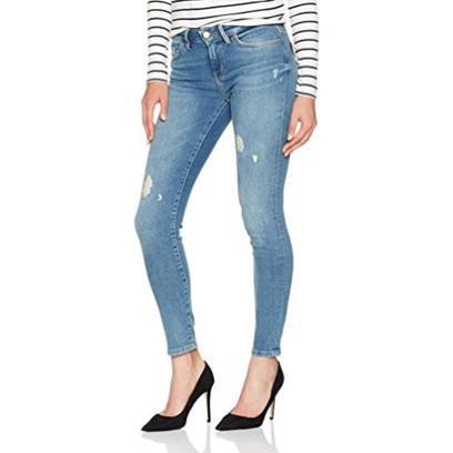 391b9ef88caf7 Dżinsy, które wyszczuplają o jeden rozmiar? Calzedonia spodnie to ...