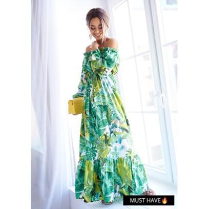 Sukienki W Stylu Boho Modne I Kobiece Fasony Na Lato