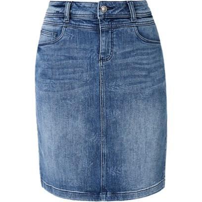 dd06fd72295f23 Spódnica jeansowa - dla kogo i do czego? Najmodniejsze fasony i ...