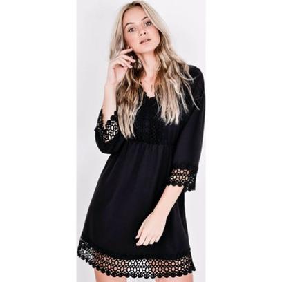 838f8ded22 Eleganckie sukienki z długim rękawem - przegląd