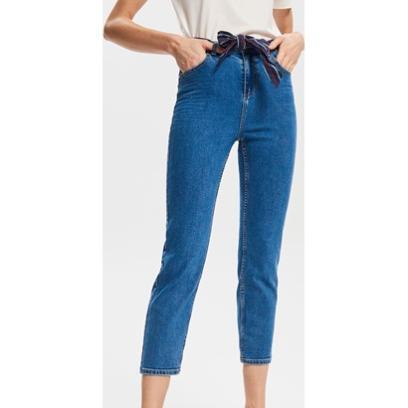 bf96a48775909f Spodnie jeansowe na wiosnę i lato. Modele, które w tym sezonie ...