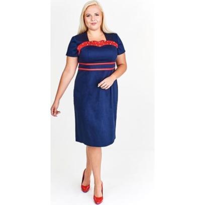 09cb993040c0 Idealne sukienki na duże rozmiary - jakie fasony wybierać