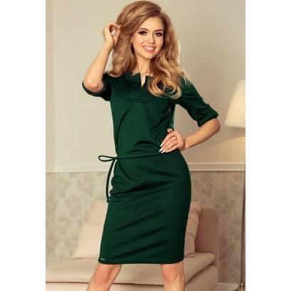 629959ae6f96b5 Szmaragdowa sukienka to hit tego sezonu! Idealnie sprawdzi się w ...