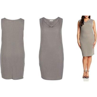 4c6bf168e3 Idealne sukienki na duże rozmiary - jakie fasony wybierać