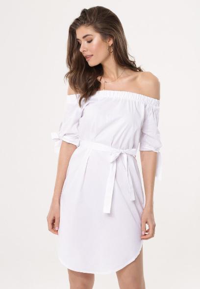 aa8b830e489749 Biała sukienka - idealna na upalne dni. Najgorętsze modele na lato 2019!