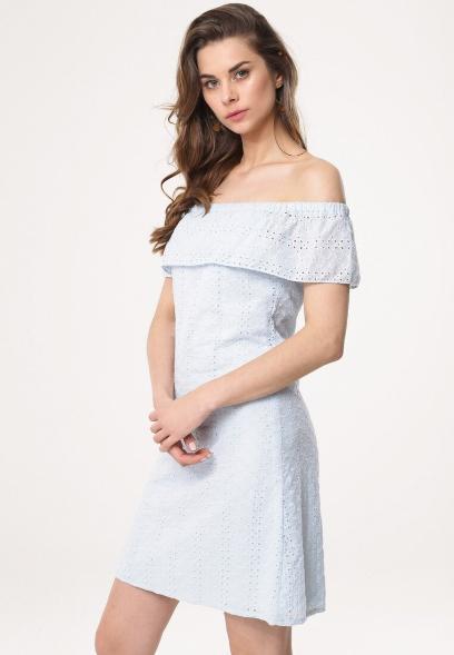 2a1544ad2 Sukienki z falbanami - przygotuj się na lato! Wyjątkowe modele na ...