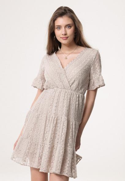 526da5c6e5 Koronkowe sukienki na lato! Wybrałyśmy najbardziej kobiece modele