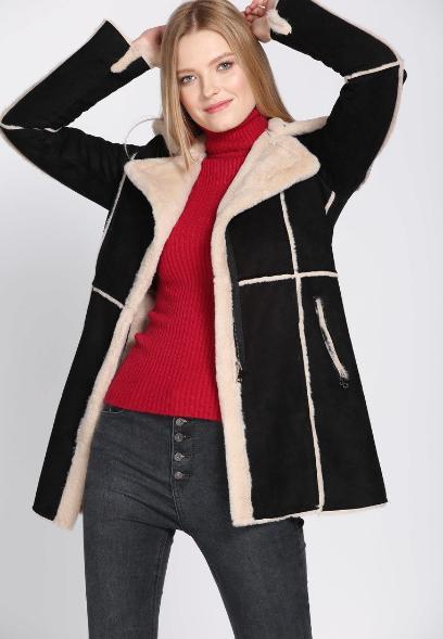 5e39285ce6 Płaszcze dla niskich kobiet. W tych modelach będziesz wyglądać na wyższą