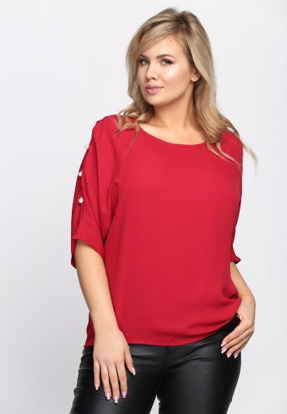 067d275f1b1654 Bluzki dla kobiet plus size - jakie wybrać?