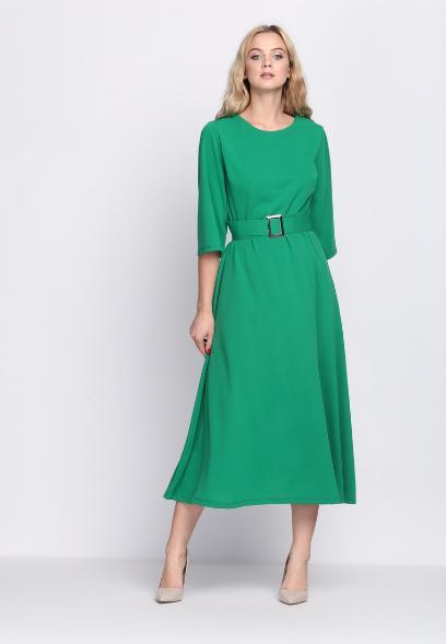 1d3fba2703 Sukienki midi - piękne modele dla dojrzałych kobiet