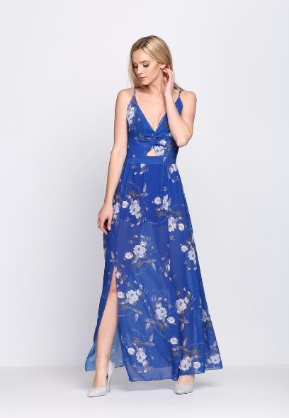 30090421af Długa sukienka na wesele  Jeśli tak