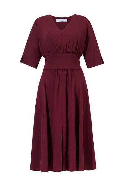 2b39bf3ea5 Klasyczne sukienki dla dojrzałych Pań