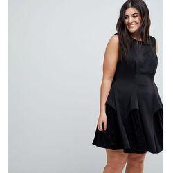 f9cea0a049 Czarny sukienki damskie damskie - Avanti24.pl