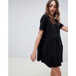 c5521cd154 Czarny sukienki damskie damskie - Avanti24.pl