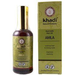 e63ffbb15e olejek amla do włosów khadi 100 ml marki Khadi