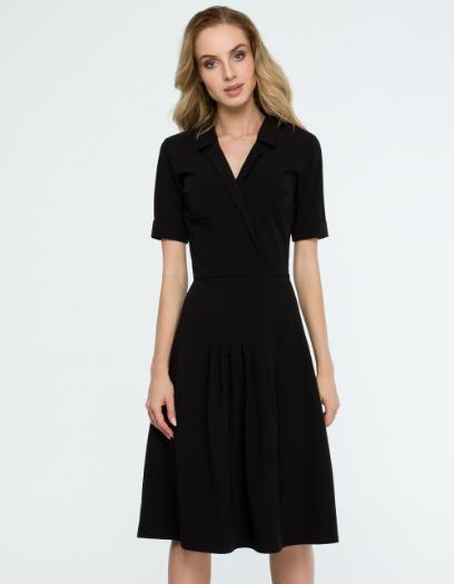 a5a12ed942 Klasyczne sukienki dla dojrzałych Pań