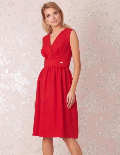 7992717d00 Eleganckie sukienki dla dojrzałych pań