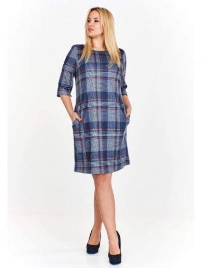 d11b16dbed0a5b Idealne sukienki na duże rozmiary - jakie fasony wybierać, by ...
