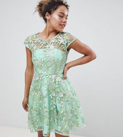 17758a67b2 Miętowa sukienka na lato - najpiękniejsze modele i modne stylizacje