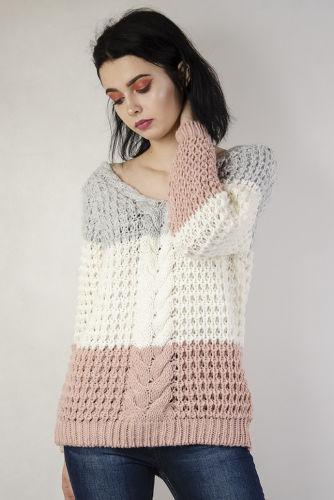 10a476e44b5f65 Swetry damskie - sweter damski - kolekcja wiosna lato 2019 - avanti24.pl