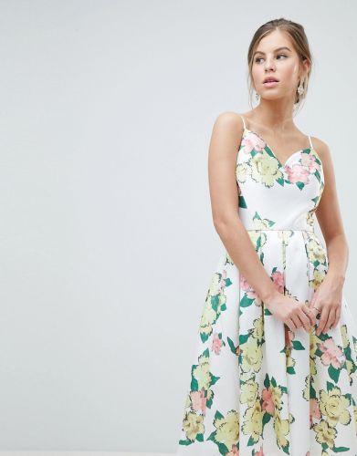 77ee5f2979 Sukienki w kwiaty  wybrałyśmy najpiękniejsze modele