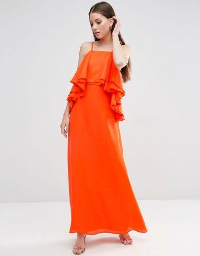 d021346af9 Długie sukienki na wesele. Jaką wybrać  Modele idealne na upalne lato