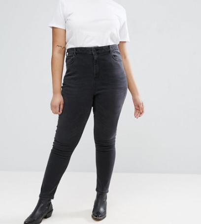 6335032597ab Spodnie dla puszystych - jakie fasony wybrać na co dzień i na ...