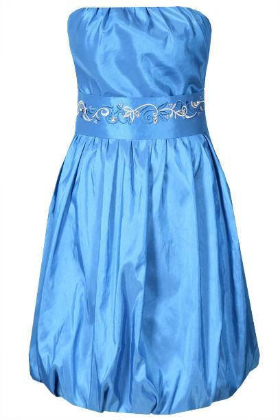 Sukienka FSU173 CHABROWY