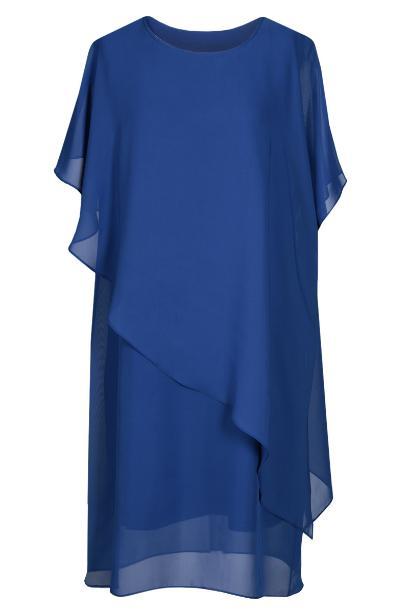 Sukienka FSU770 CHABROWY