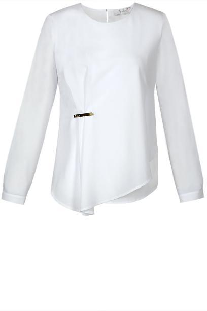 Bluzka FBZ426 BIAŁY