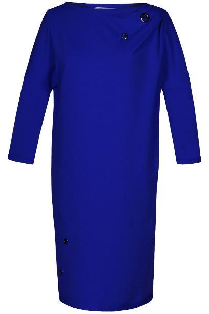 Sukienka FSU794 CHABROWY