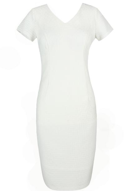 Sukienka FSU684 EKRI