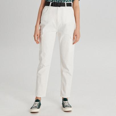 57a3773b Spodnie materiałowe damskie kolekcja wiosna lato 2019 - avanti24.pl