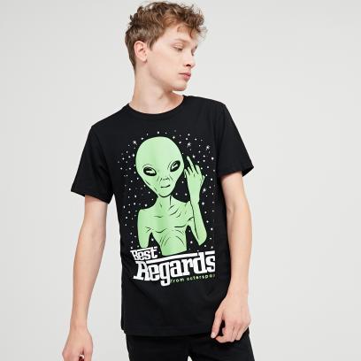 047d96055501d T-shirty z wyprzedaży - zabawne, pod marynarkę i na randkę