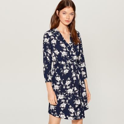 21e9ecb4098638 Najpiękniejsze sukienki Mohito: dobierz fason do swojej sylwetki